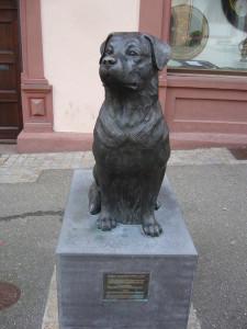 Rottweiler Denkmal